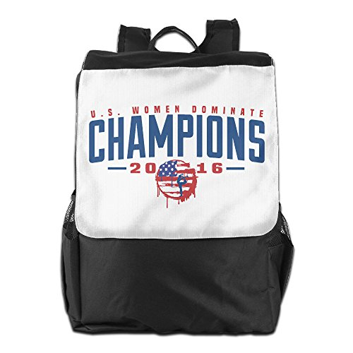Price comparison product image 2016 Rio Olympic TEAM USA Gymnastics Champions Outdoor Backpack Travel Bag