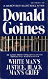 White Man's Justice, Donald Goines, 0870671847