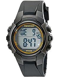 Men's T5K818M6 Marathon Watch with Black Band