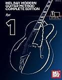 Mel Bay Modern Guitar Method Complete Edition: Part 1