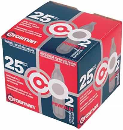 Crosman 12 Gram CO2 Cartridges