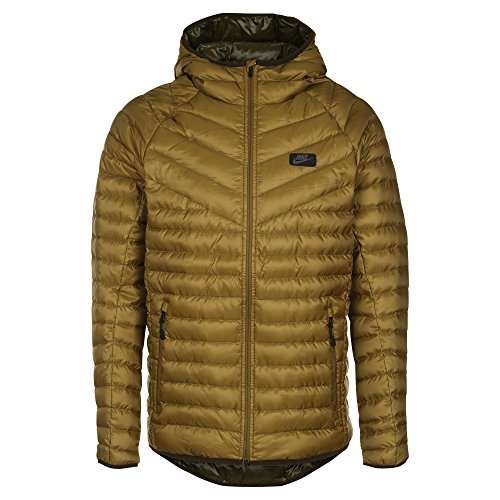 HOODED JACKET WINTER QUILTED 693533 product image