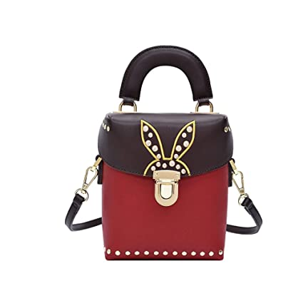 28a2ebf2d250 Amazon.com : Guyuexuan Bag Female, New Wave Korean Version of The ...
