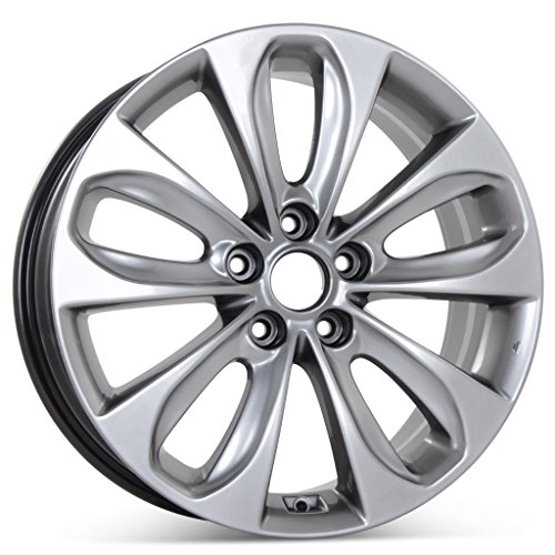 New 18″ x 7.5″ Alloy Replacement Wheel for Hyundai Sonata 2011 2012 2013 Rim 70804