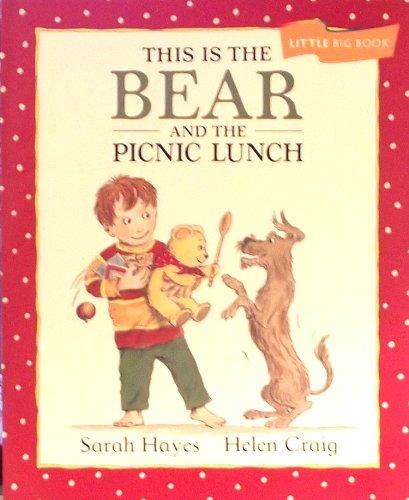 Bear Picnic, Read Little Big Book Level K: Houghton Mifflin Invitations to Literature (Invitations to Lit 1996)