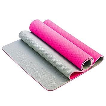 MTD doppio-colore TPE estera de yoga alfombrilla Yoga ...