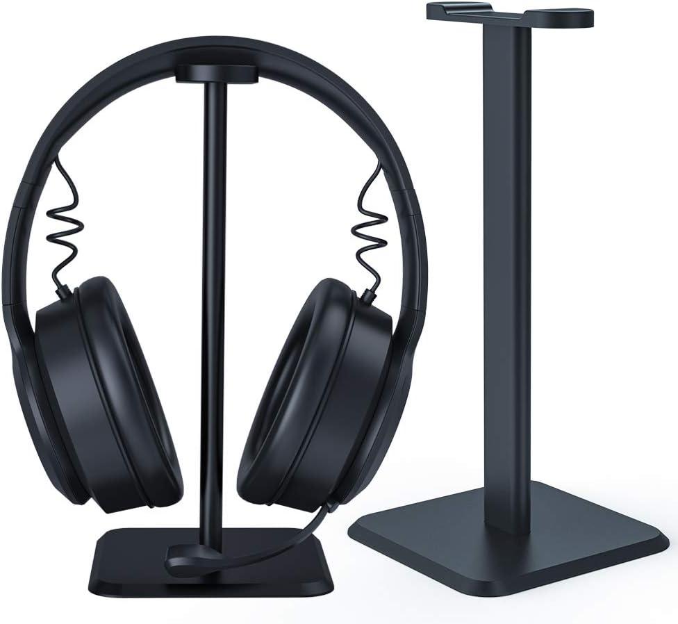 Skyee Soporte Auriculares en el Escritorio, Universal Headset ...