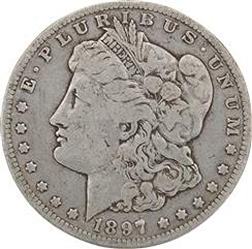 Morgan Silver Dollar (Pre 1921 Morgan Silver Dollar 1878 to 1904) (1878 Morgan Silver Dollar Coins)