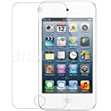 BNBUKLTD® glass sp 100% genuine Tempered Glass Screen Protector for Apple ipod touch 4th generation