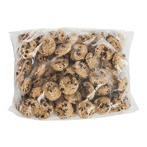 Otis Spunkmeyer Gourmet Chocolate Chip Bagged Cookie Dough, 5 Pound -- 4 per case. ()