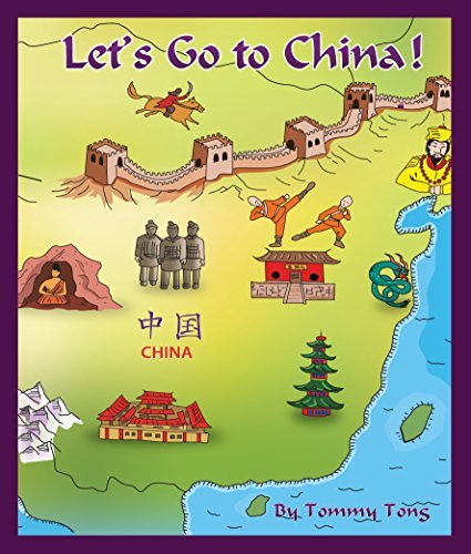 Let's Go to China! (China for kids) (Great Wall Of China Facts For Children)