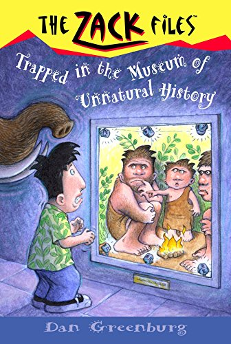 Trapped in the Museum of Unnatural History (The Zack Files #25) ()