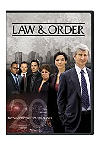 Law & Order: The Twentieth Year