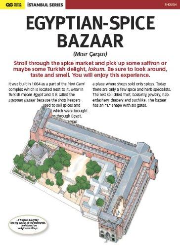 Egyptian-Spice Bazaar in Istanbul