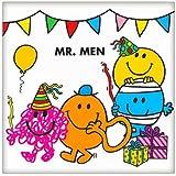 Mr Men Party Napkins Pack of 16