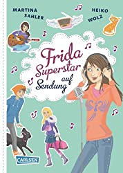 Frida Superstar: Frida Superstar auf Sendung