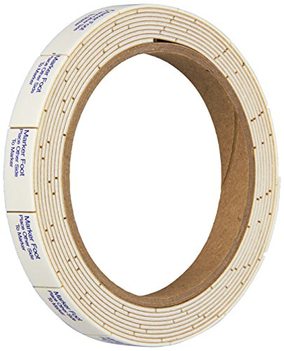 MARKER FOOT MRK-499 X-Ray Marker Accessory, Tape (Pack of 100)]()