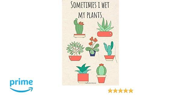 Cactus Plants Cute Customised Christmas Card