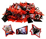 Cupcake Toppers, Marvel Avenger Rings, Ant Man 1728 Pcs Party Favors, Grab Bags.