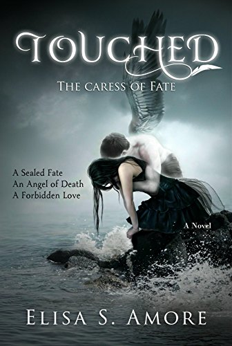 Touched - The Caress of Fate: A Dark Romantic Fantasy cover