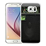 Case for Samsung Galaxy S6,Trace Elliot Bass Amplification Acoustic Music Speak Samsung Galaxy S6 Case - White PC Case