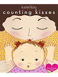 counting kisses a kiss read book - Valentines Day Book