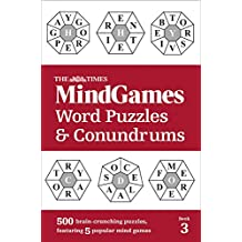 The Times Mind Games Word Puzzles and Conundrums Book 3