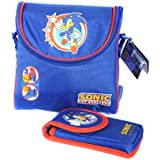 Sonic The Hedgehog Pro Gamer Case - Blue (Nintendo 3DS XL/3DS/DSi XL/DSi)