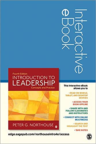Amazon introduction to leadership interactive ebook concepts introduction to leadership interactive ebook concepts and practice 4th edition fandeluxe Image collections