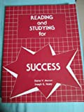 Reading and Studying for Success, Elaine V. Morton, Joseph G. Hosey, 080873248X