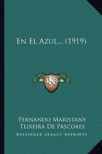 Download En El Azul... (1919) (Spanish Edition) PDF