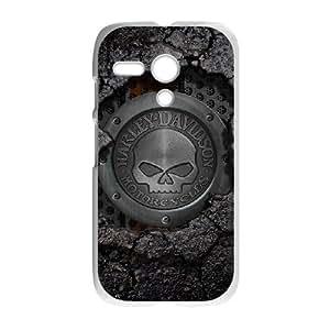 Motorola Moto G Harley-Davidson pattern design Phone Case