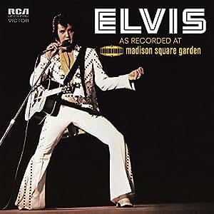 Elvis: As Recorded At Madison Square Garden [Vinilo]