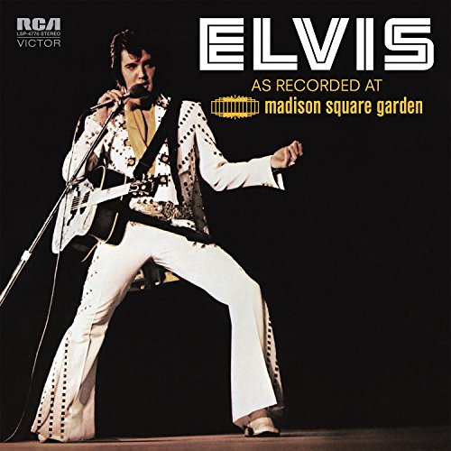 (Elvis: As Recorded at Madison Square Garden)