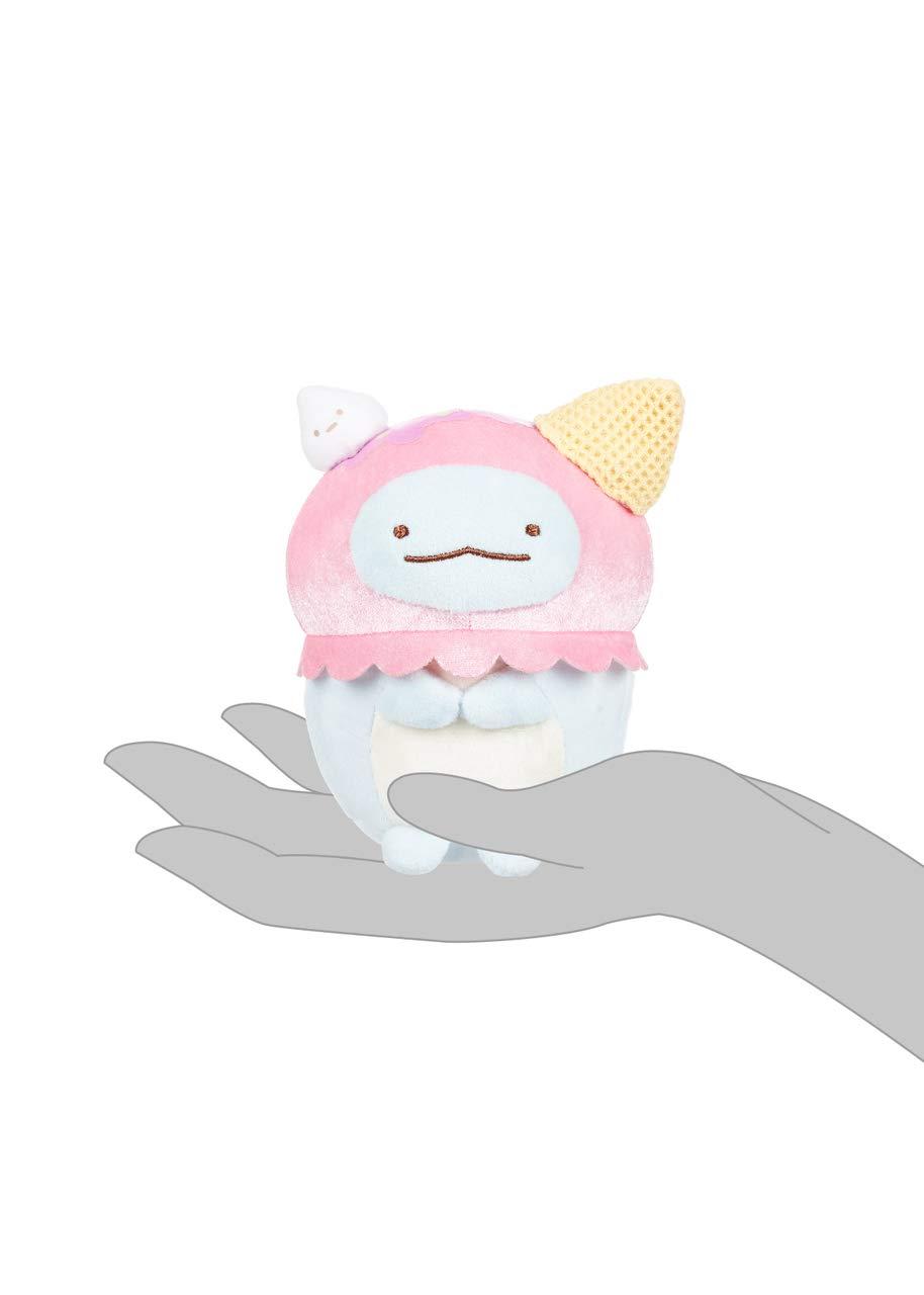 4 Aliquantum International Inc Sumikko San-X Licensed Tokage Ice Cream Plush Doll