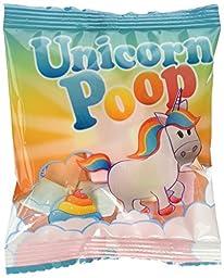 Unicorn Poop Marshmallow Candy Fun Packs - 57 Packs