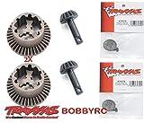 Bobbyrc Traxxas 7079 Differential Ring & Pinion Gear (2pc) 1 16 E-Revo Slash Summit