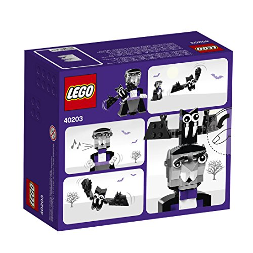 LEGO Creator Halloween Vampire and Bat 6137133 Building Kit (150 Piece)