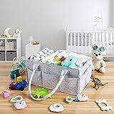Baby Diaper Caddy Organizer - Baby Shower Gift