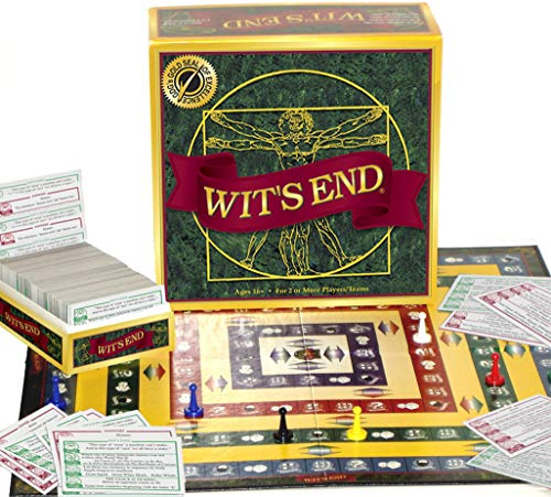 Wit's End Board Game - Ages 16 to Adult