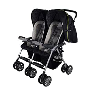Amazon.com : Combi Twin Savvy LX Side by Side Double ...