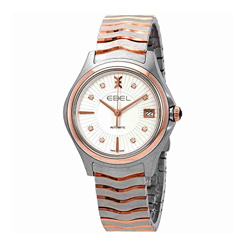 Ebel Wave Automatic Ladies Watch 1216322