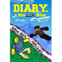 Roblox Books: Diary of a RobCraft Noob: Roblox Meets Minecraft