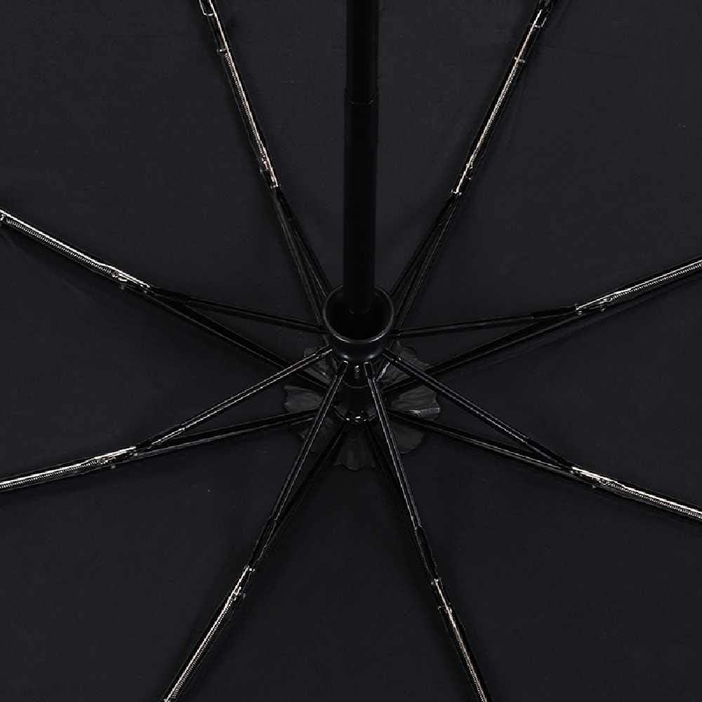 SDFGH Parapluie Pliant Standard Automobile Automatique Haut De Gamme Parapluie Commercial Parapluie Cr/éatif 23 Pouces//Mitsubishi /& # 160