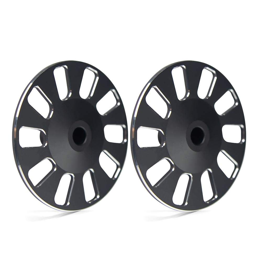 2 Pack Special Protective Wheel Anti-collision Protection CNC Aluminum Parts,Protection Wheel Bumper Anti-Collision Accessories, Protective Wheel Anti-Collision Accessories For DJI Robomaster S1