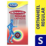 Scholl Orthaheel Regular Orthotic, Small, 1 Pair