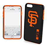 MLB San Francisco Giants IPhone 6 Plus Dual Hybrid Case (2 Piece), Black