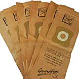 6 Genuine Kirby Vacuum Cleaner Bags G3 G4 G5 G6 G7 Sentria Ultimate Diamond Bag (Package may vary)