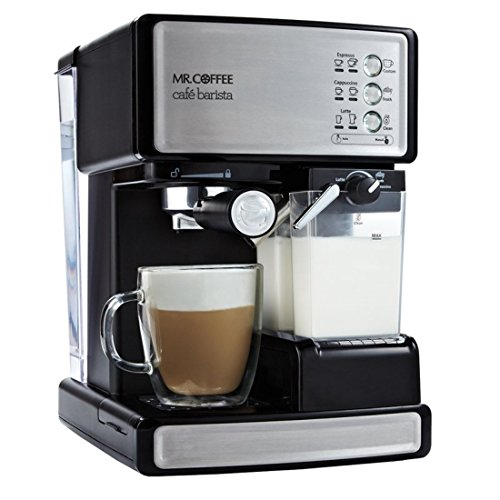 Barista Espresso Maker, Fully Automatic Espresso Machine