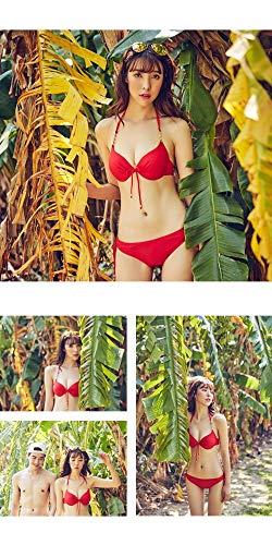 Puro Piccolo Metallo Catena Segregato Xl Fascia Con Grande Acciaio 75c Bagno Seno Segreta In E Bikini 80b Sexy Da Wazr Costume 80a wtqTgIAg